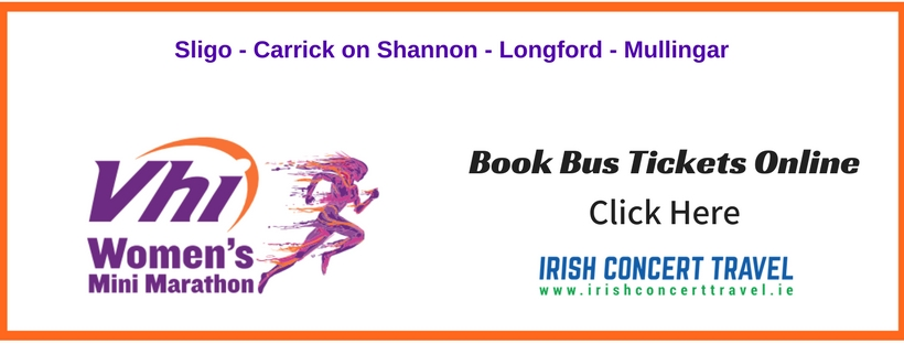 Bus to the VHI Womens Mini Marathon