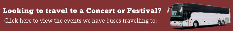 Buses to Concerts and Festivals