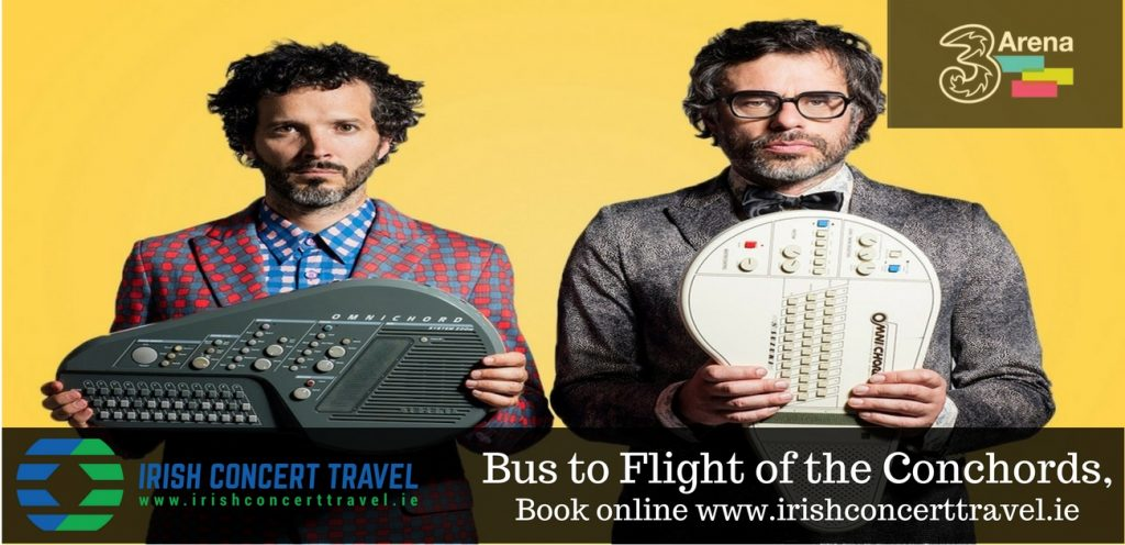 Bus to Flight of the Conchords