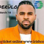 Irish Concert Travel Bus to Jason Derulo in the 3Arena
