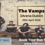 The Vamps Concert 3Arena Dublin