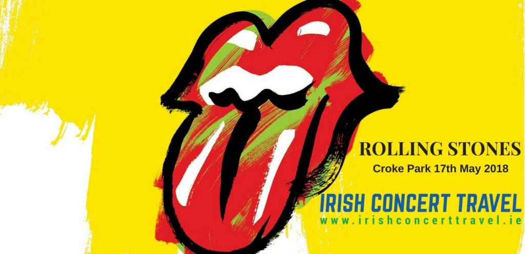Bus to The Rolling Stones