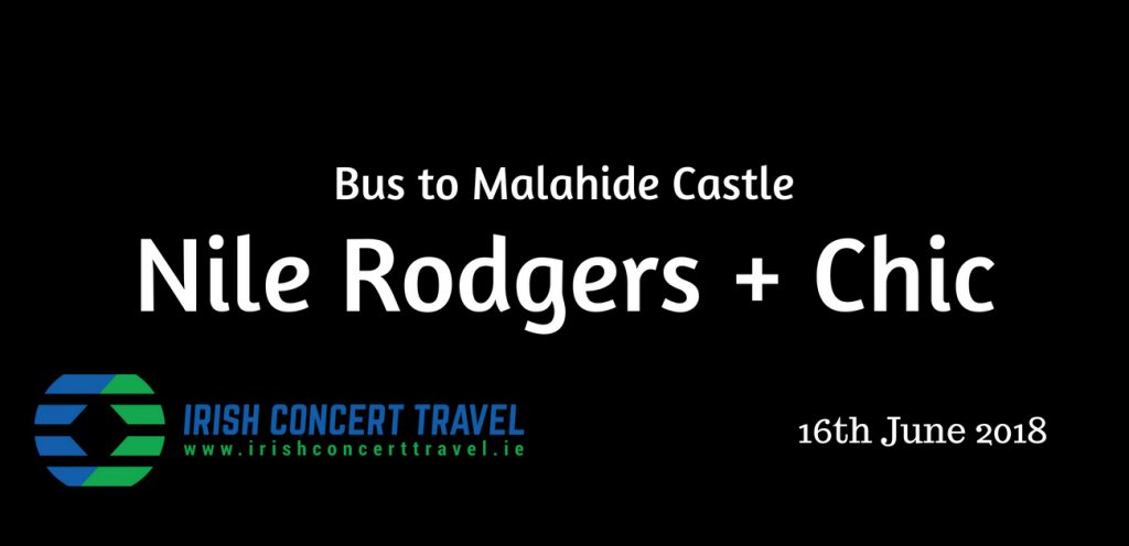 Bus to Nile Rodgers