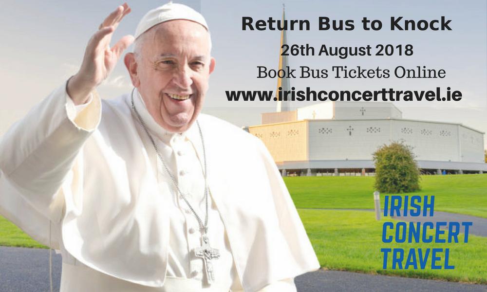 Welcome to Irish Concert Travel
