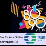 Bus to 80s - 90s Disco 3Arena