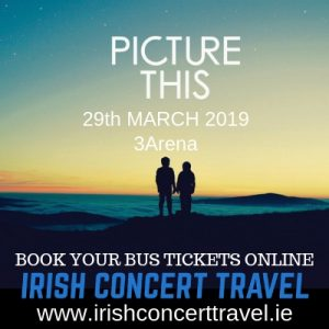Bus to Picture This 29th March 2019