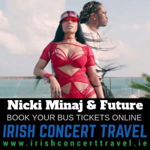 Bus to the Nicki Minaj & Future Concert