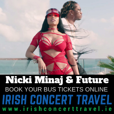 Bus to the Nicki Minaj & Future Concert