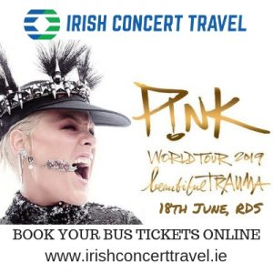 Bus to PINK in the RDS