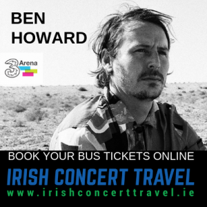Bus to Ben Howard in the 3Arena