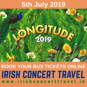 Bus to Longitude 5th July 2019