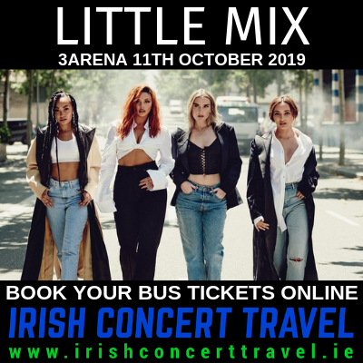 Bus to Little Mix 11th October 2019