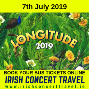 Bus to Longitude 7th July 2019