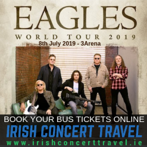 Bus to The Eagles 3Arena 8th July 2019