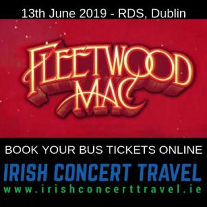 Fleetwood Mac - RDS Dublin 13th June 2019