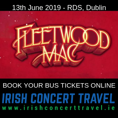 Fleetwood Mac - RDS Dublin 13th June 2019