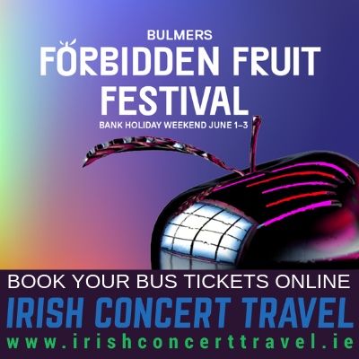 Bus to the Forbidden Fruit Festival
