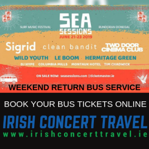 Bus to Sea Sessions Festival