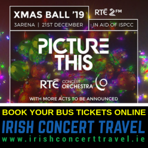 Bus to the 2FM XMAS BALL 2019
