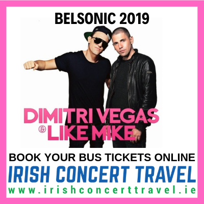 Bus to Dimitri Vegas and Like Mike Belsonic