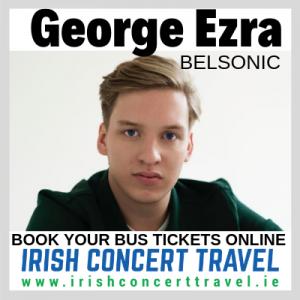 Bus to George Ezra Belsonic