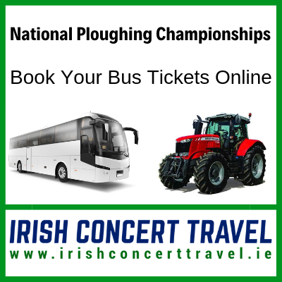 Bus to National Ploughing Championships