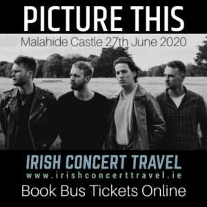 Bus to Picture This Malahide Castle 27th June 2020