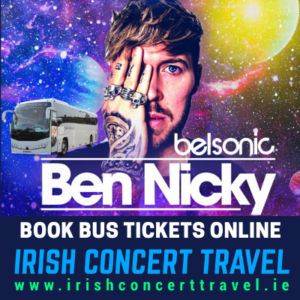 Bus to Ben Nicky - Belsonic Ormeau Park Belfast 13th June 2020