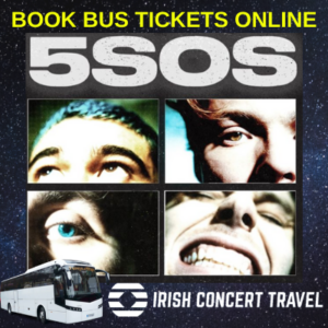 Bus to 5 Seconds of Summer 14th April 2021