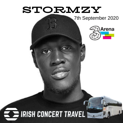 Bus to Stormzy in the 3arena 7th September 2020