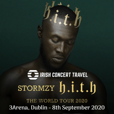 Bus to Stormzy in the 3arena 8th September 2020
