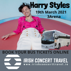 Buses to Harry Styles concert on the 19th March 2021 in the 3Arena