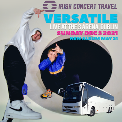 Bus to Versatile Concert 15th November 2021